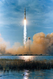 NASA Archive Photo - Apollo 8 Launch