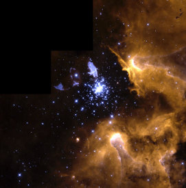 NASA Archive Photo - Life Cycle of Stars