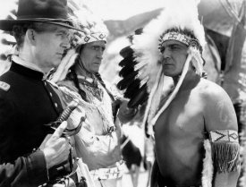 Hollywood Photo Archive - Buck Jones in White Eagle