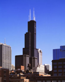 Carol Highsmith - Sears Tower Chicago Illinois