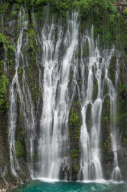 Tim Fitzharris - Waterfall, McArthur-Burney Falls Memorial State Park, California