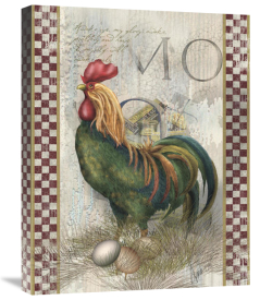 Alma Lee - Green Pastures Rooster