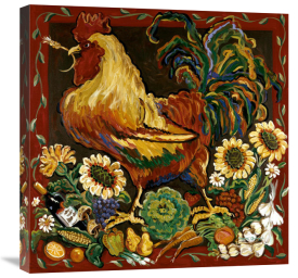 Suzanne Etienne - Rooster Harvest