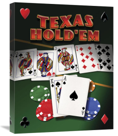 Mike Patrick - Texas Hold 'Em