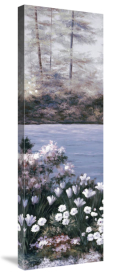 Diane Romanello - Blooming Isle Panel I
