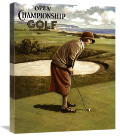 Kevin Walsh - Open Championship Golf I