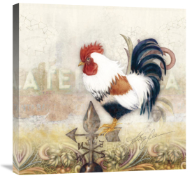 Alma Lee - Paisley Rooster