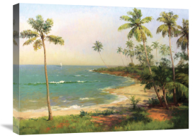 Dupre - Tropical Coastline