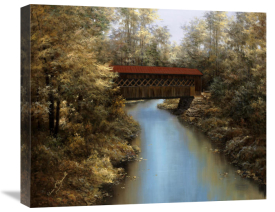 Diane Romanello - Covered Bridge
