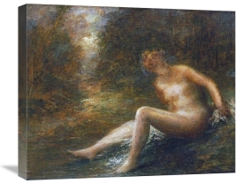 Henri Fantin-Latour - The Huntress