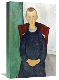 Amedeo Modigliani - The Caretaker's Son