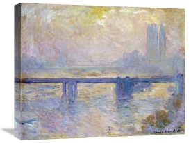 Claude Monet - Charing Cross Bridge