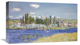 Claude Monet - Vétheuil