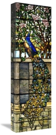 Tiffany Studios - Detail of Right Side of Twilight
