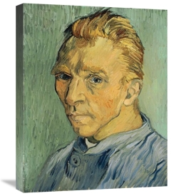 Vincent Van Gogh - Self Portrait Without Beard