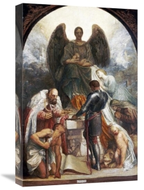George Frederick Watts - The Angel of Death
