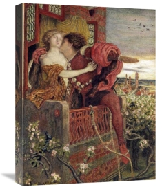 Ford Madox Brown - Romeo and Juliet