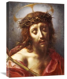 Carlo Dolci - Christ As The Man of Sorrows