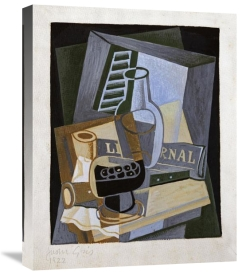 Juan Gris - Still life In Front of a Window