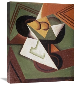 Juan Gris - The Fruit Bowl