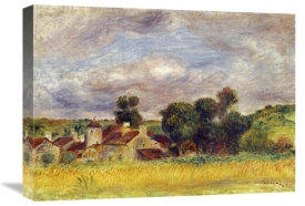 Pierre-Auguste Renoir - Brittany Countryside