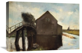 Lesser Ury - The Mill