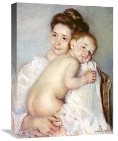 Mary Cassatt - The Young Mother