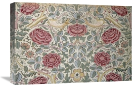 William Morris - The Rose Pattern