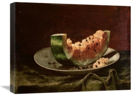 Carducius Plantagenet Ream - Still Life With Watermelon
