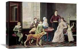 William Von Moll Berczy - Woolsey Family