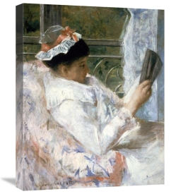 Mary Cassatt - The Reader