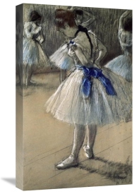Edgar Degas - Danseuse, Dancer, Pastel/Char/Chalk
