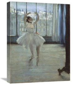 Edgar Degas - The Dancer at the Studio