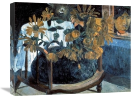 Paul Gauguin - Sunflowers