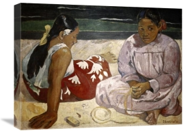 Paul Gauguin - Tahitian Women (On The Beach)