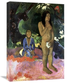 Paul Gauguin - Talk About the Evil Spirit