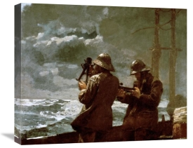 Winslow Homer - Eight Bells