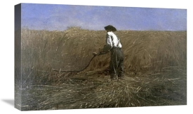 Winslow Homer - The Veteran in a New Field