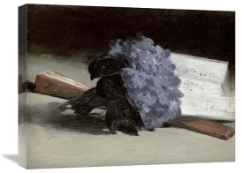Edouard Manet - Bunch of Violets