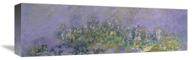 Claude Monet - Glycines (Wisteria)