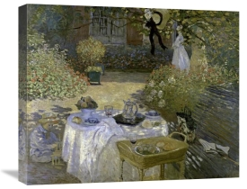 Claude Monet - Lunch