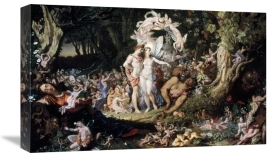 Joseph Noel Paton - Oberon & Titania: Midsummer Night's Dream