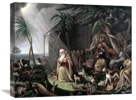 James Peale - Noah's Ark