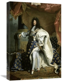 Hyacinthe Rigaud - Louis XIV, King of France