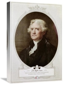 Gilbert Stuart - Thomas Jefferson
