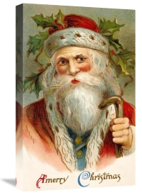 Unknown - Vintage Santa
