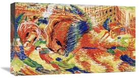 Umberto Boccioni - The City Rises