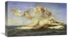 Alexandre Cabanel - The Birth of Venus