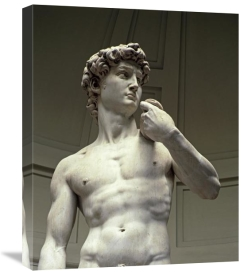 Michelangelo - David (Detail II)
