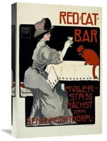 Georges Rogier - Red-Cat-Bar